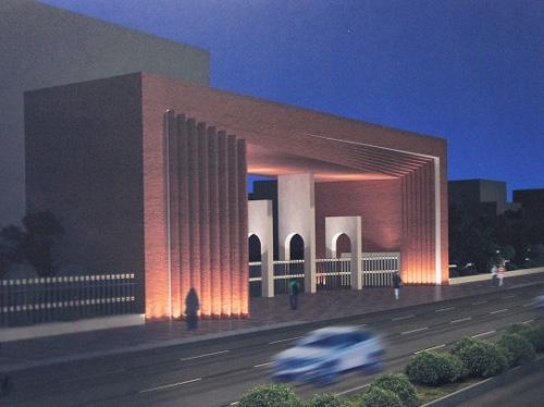 سردرب جدید دانشگاه شریف