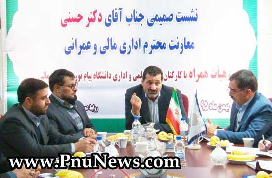 فیصل حسنی در مشهد