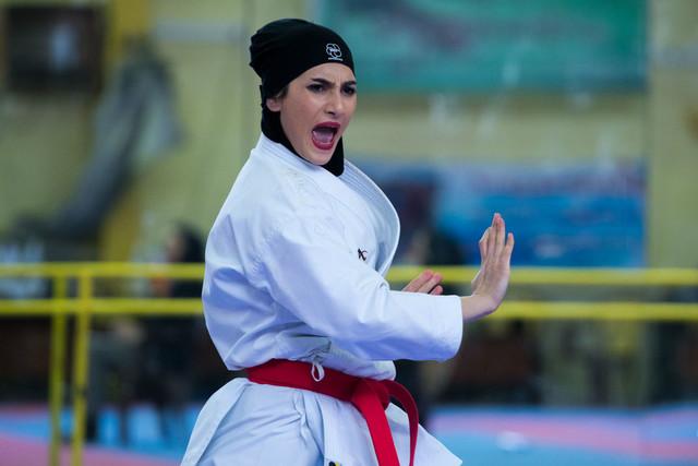 لیگ کاراته بانوان