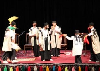 جشنواره قوم لر
