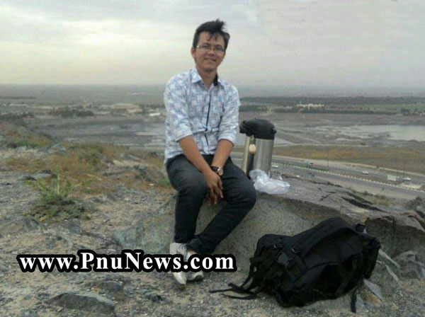 مهدی جعفری دانشجوی افغانستانی رتبه یک کنکور ارشد