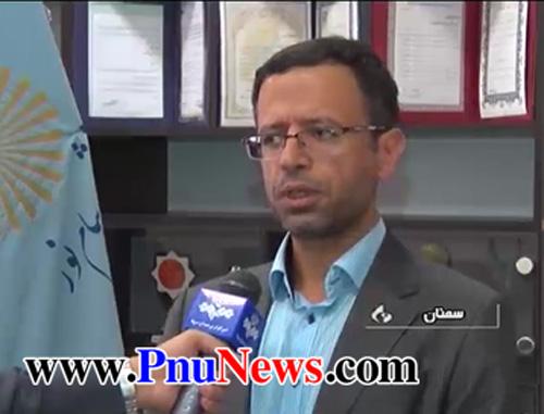 مرتضی محسنی معاون دانشگاه پیام نور