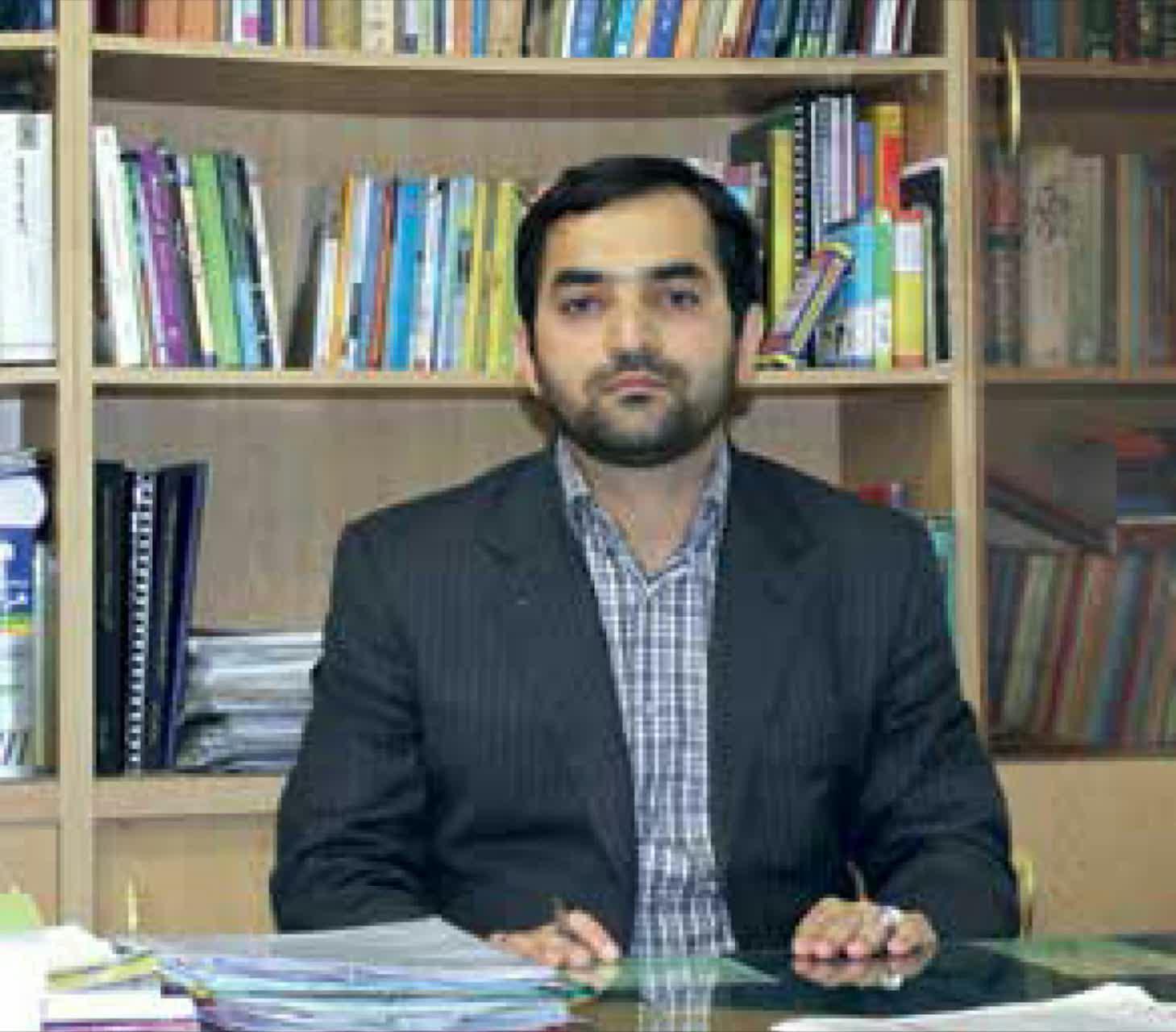 مجتبی سلطانی رئیس دانشگاه پیام نور پاکدشت