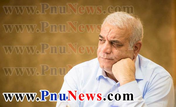 محمدرضا زمانی رییس دانشگاه پیام نور