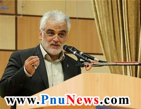 محمد مهدي طهرانچي رييس دانشگاه آزاد