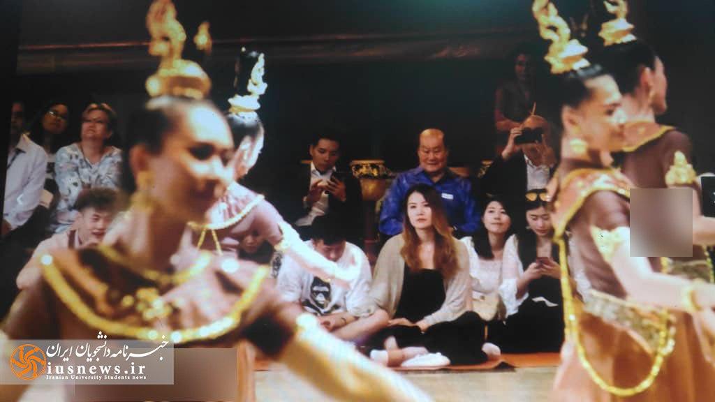 محمدرضا زمانی در تایلند