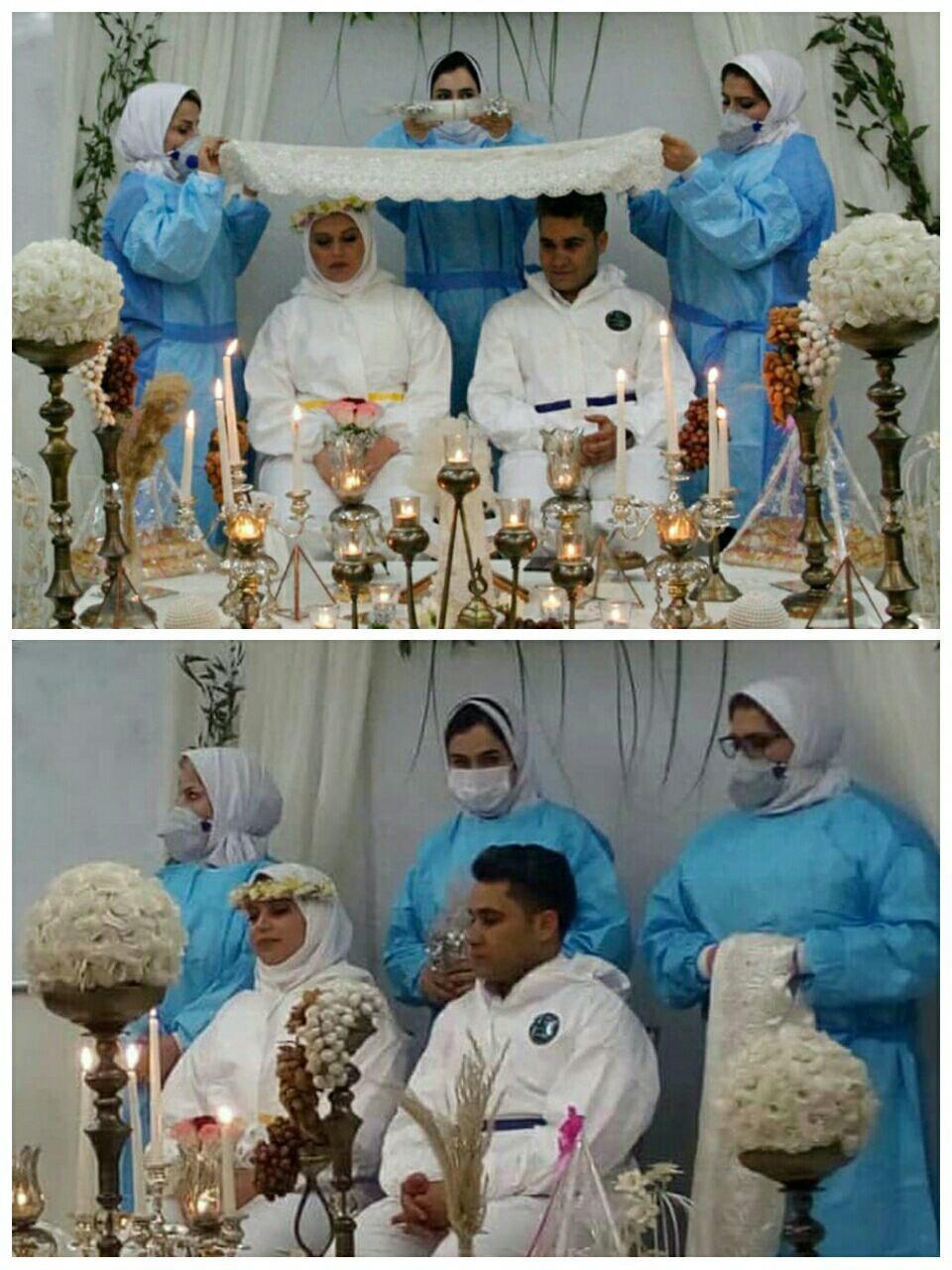ازدواج زوج پرستار در بیمارستان